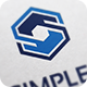 Simplex Logo Template - GraphicRiver Item for Sale