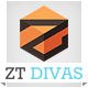 ZT Divas multi-purpose joomla template Nulled