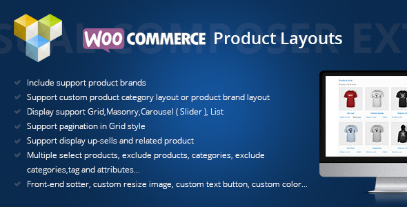 Woocommerce Products Layouts Free Download | Nulled