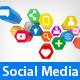 Social Media Concept- Hive - GraphicRiver Item for Sale
