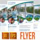 Aquarium Centre Flyer - GraphicRiver Item for Sale
