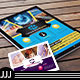 Business Flyer 34 with Postcard - GraphicRiver Item for Sale