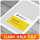 Help File / Illustrated Documentation / User Guide - GraphicRiver Item for Sale