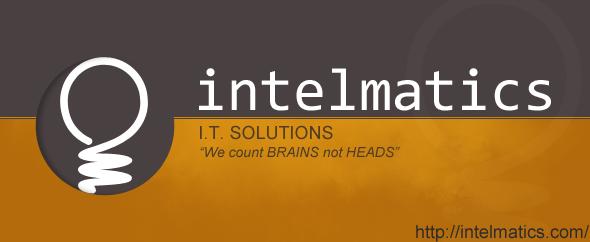 Intelmatics homepage