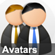 Business Avatars - GraphicRiver Item for Sale