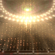 Golden Revolving Light Stage - VideoHive Item for Sale