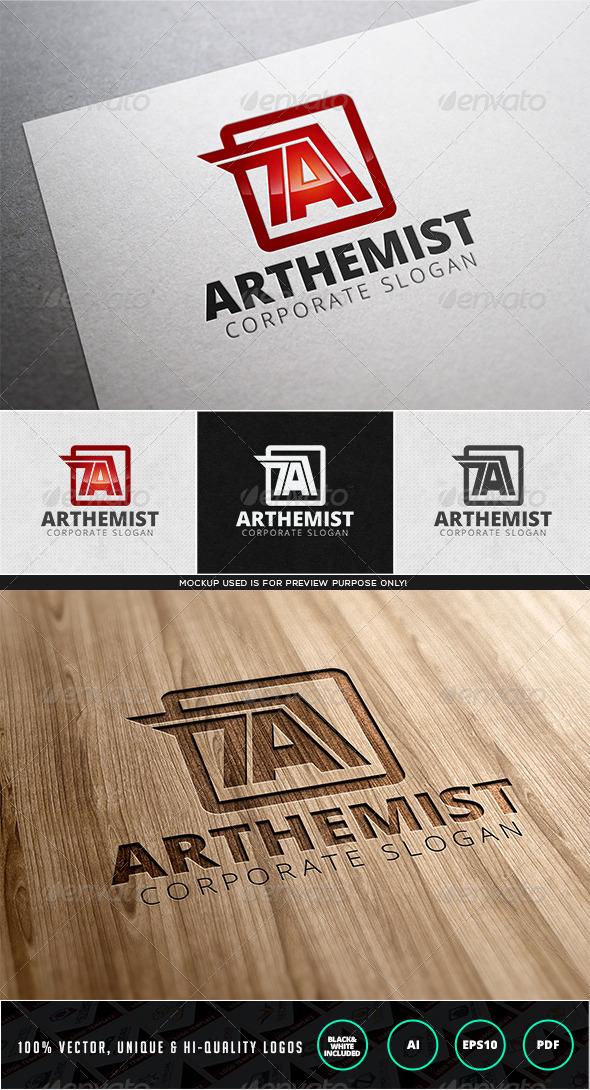 Arthemist Logo Template - Letters Logo Templates