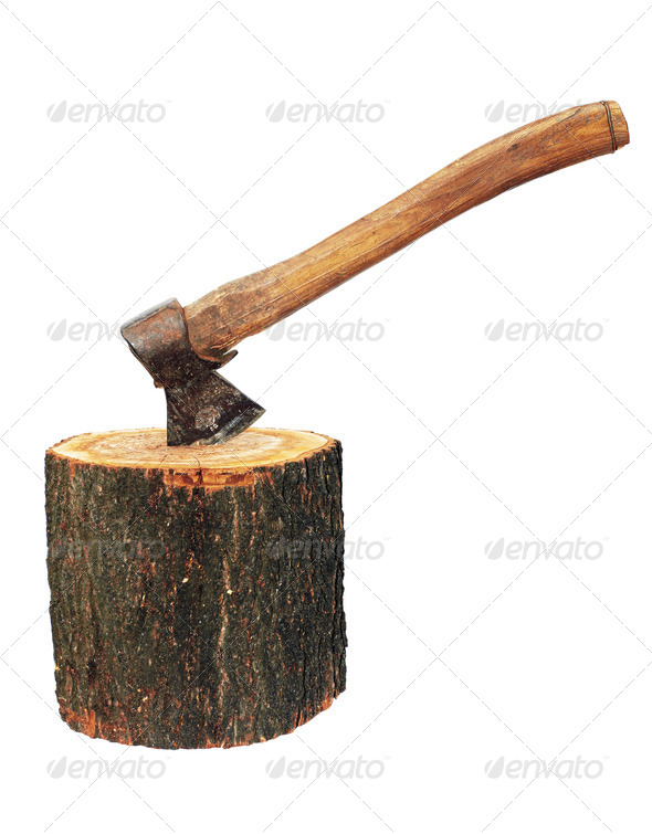 Axe - Stock Photo - Images