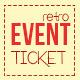Multipurpose Retro Ticket 03 - GraphicRiver Item for Sale