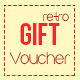 Multipurpose Retro Gift Voucher 03 - GraphicRiver Item for Sale