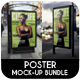 Poster Mock-Up Bundle - GraphicRiver Item for Sale