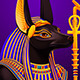 God Anubis - GraphicRiver Item for Sale
