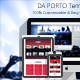 Da Porto - One Page Music & Band MODX Template - ThemeForest Item for Sale