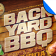 Backyard BBQ II Flyer Template