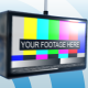 Funky TV 3D - VideoHive Item for Sale