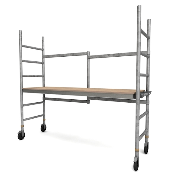 Scafold system - 3DOcean Item for Sale