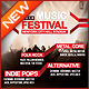 Music Concert Flyer Volume 2 - GraphicRiver Item for Sale