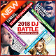 DJ NightClub Flyer Volume 2 - GraphicRiver Item for Sale