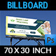Pharmacy Billboard Template