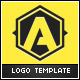 Letter A Logo Template - GraphicRiver Item for Sale