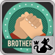 Brotherhood - GraphicRiver Item for Sale