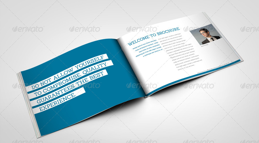 a5 brochure creative by braxas