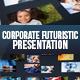 Corporate Futuristic Photo Presentation - VideoHive Item for Sale