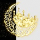 Eid Al Adha Mubarak Moon Decoration - VideoHive Item for Sale