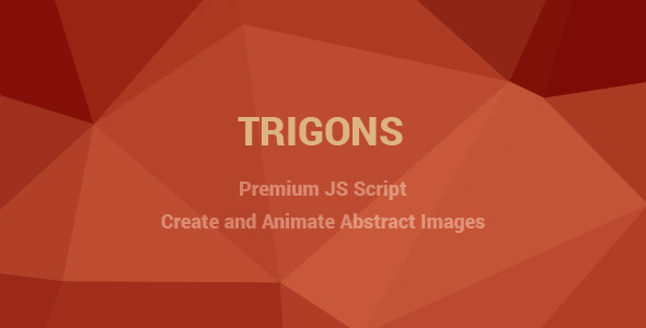 Download Trigons - Create and Animate Abstract SVG Images nulled version