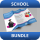 School Promotion Material Bundle - GraphicRiver Item for Sale