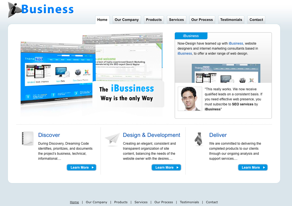 Free Download iBusiness Nulled Latest Version