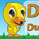 Cartoon Duck - GraphicRiver Item for Sale