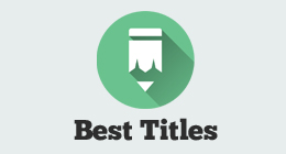 Best Titles