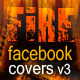 Facebook Timeline Covers v.3 - GraphicRiver Item for Sale
