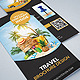 Travel Tourism Tri-Fold Brochure - GraphicRiver Item for Sale