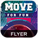 Move For Fun Flyer