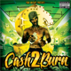 Cash 2 Burn Mixtape Cover - GraphicRiver Item for Sale