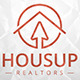 House Up Logo - GraphicRiver Item for Sale