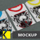 Tees Mock_Ups V.2 - GraphicRiver Item for Sale