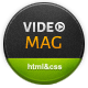VideoMag - Powerful Video HTML Template - ThemeForest Item for Sale