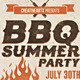 BBQ Summer Party - GraphicRiver Item for Sale