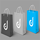 Shopping Paper Bag Mock Up - GraphicRiver Item for Sale