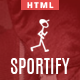 Sportify - Gym HTML Theme - ThemeForest Item for Sale
