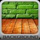 Brick Room Background - GraphicRiver Item for Sale