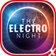 The Electro Night - GraphicRiver Item for Sale