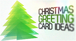 Christmas Video Greeting Card Ideas