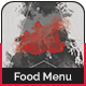 Classy Bar Menu Template - GraphicRiver Item for Sale