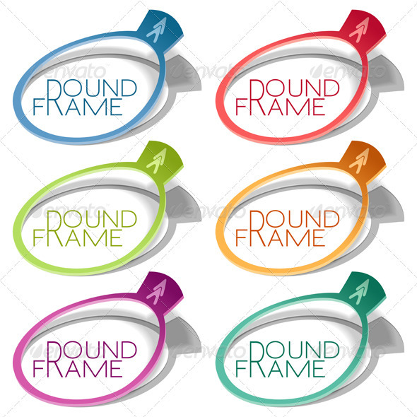 Round Frame - Retail Commercial / Shopping