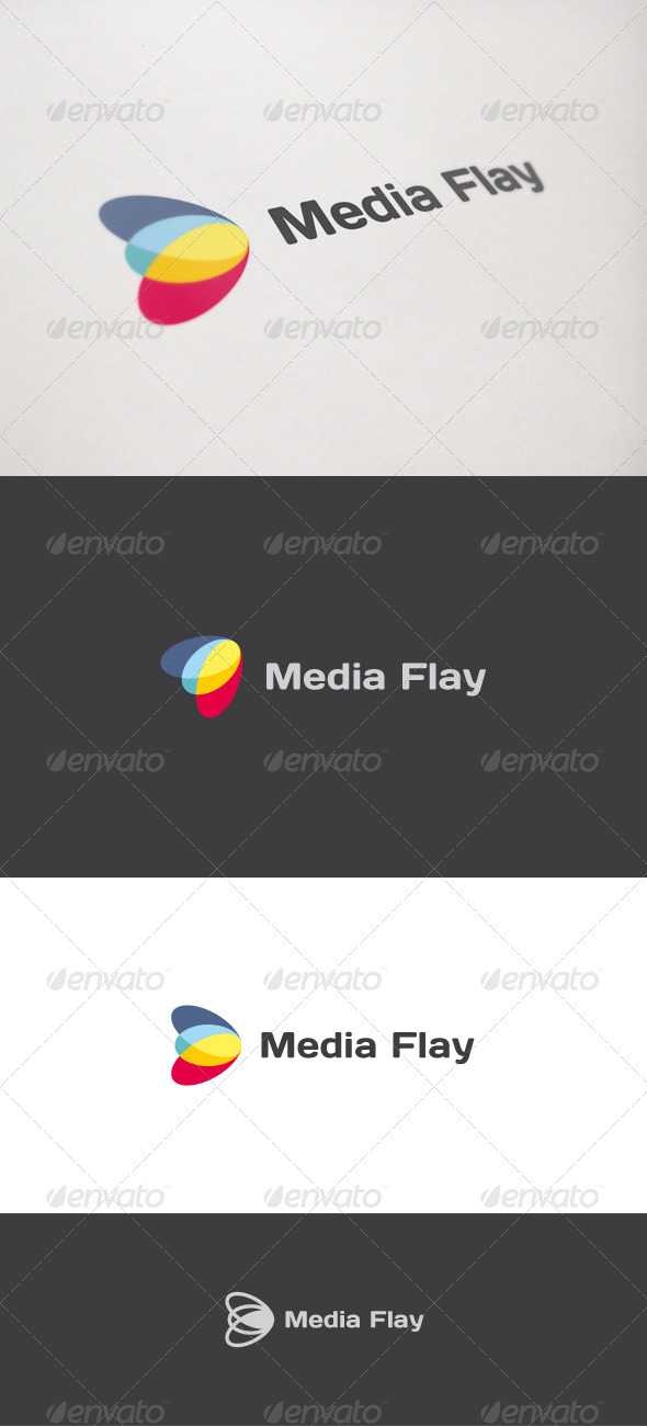 Media Flay - Symbols Logo Templates