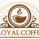 Royal Coffee Cafe - GraphicRiver Item for Sale